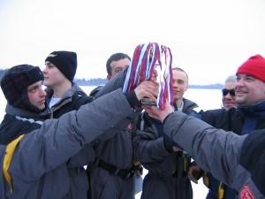 Чемпионат России по мормышке 2006